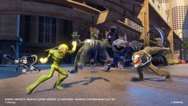 Screenshot - Disney Infinity 2.0: Marvel Super Heroes (360) 92484569