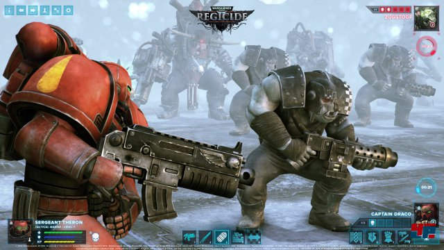 Screenshot - Warhammer 40.000: Regicide (PC)