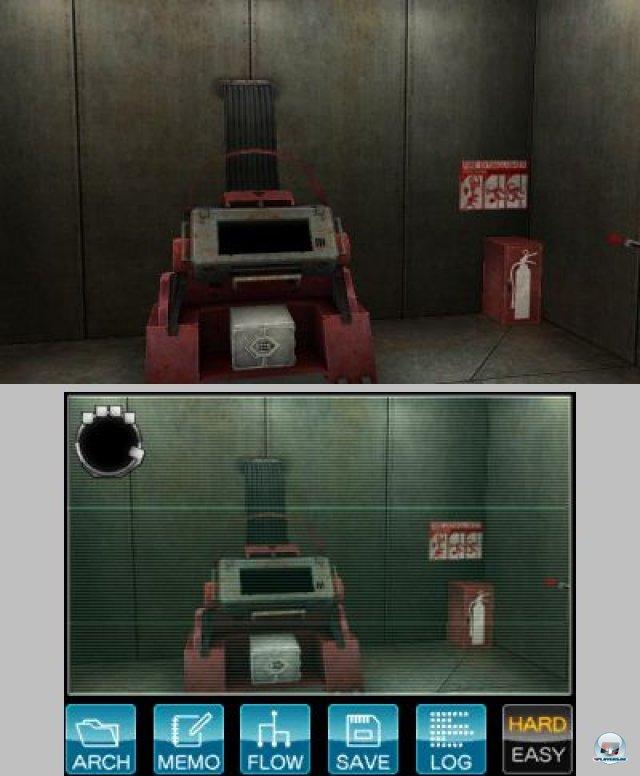 Screenshot - Zero Escape: Virtue's Last Reward (3DS) 92451052