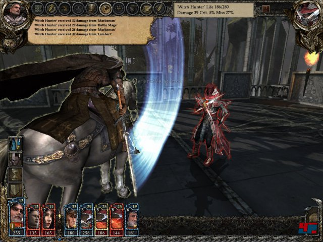 Screenshot - Disciples 3: Reincarnation (PC)
