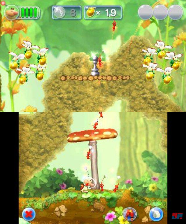 Screenshot - Hey! Pikmin (3DS) 92550157