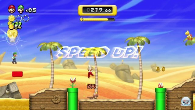 Screenshot - New Super Mario Bros. U (Wii_U) 92401157