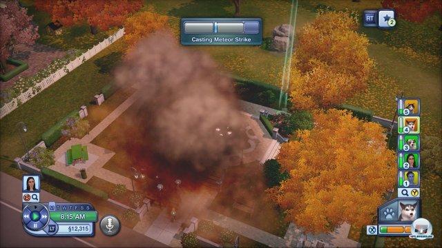 Screenshot - Die Sims 3: Einfach tierisch (PC)