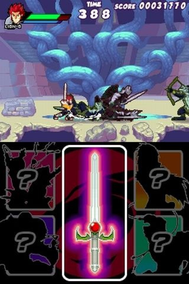 Screenshot - Thundercats (NDS) 2362237