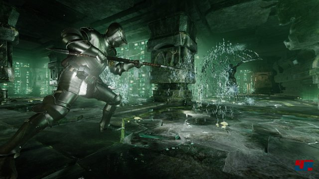 Screenshot - Deep Down (PlayStation4)