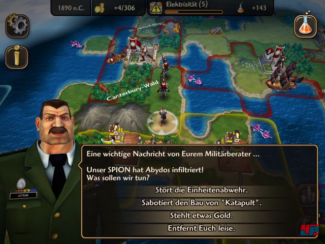 Screenshot - Civilization Revolution 2 (iPad) 92486678