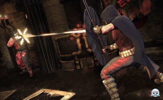 Screenshot - Batman: Arkham City (360)
