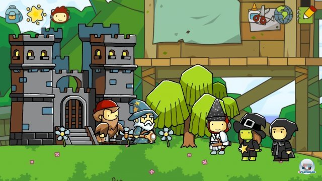 Screenshot - Scribblenauts Unlimited (Wii_U) 2376042