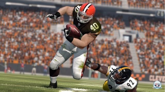Screenshot - Madden NFL 12 (PlayStation3) 2219729