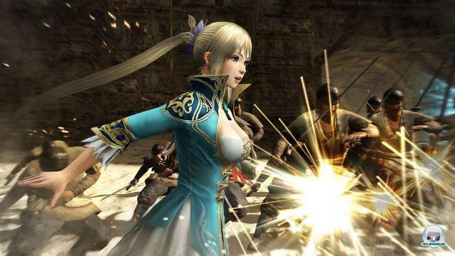 Screenshot - Dynasty Warriors 8 (PlayStation3) 92433572