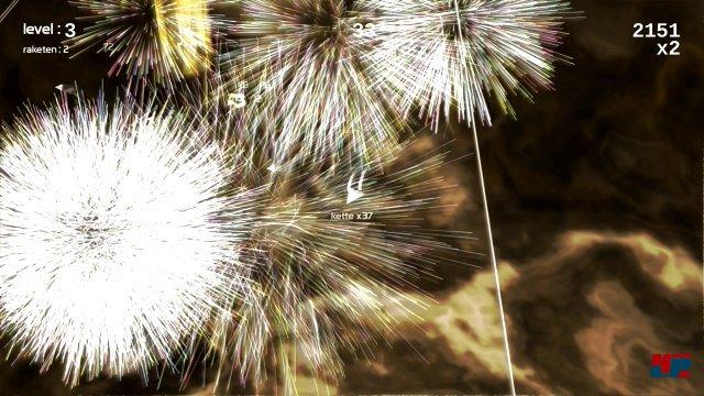 Egal mit welchem Grafikset man in die Action startet: Die Explosionen sehen �berall gleich aus...