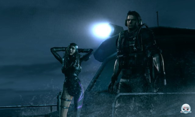 Screenshot - Resident Evil: Revelations (3DS) 2298617