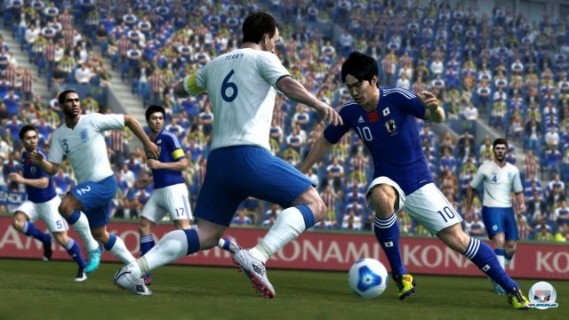 Screenshot - Pro Evolution Soccer 2012 (PlayStation3) 2257802