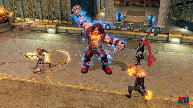 Screenshot - Marvel Heroes Omega (One) 92549332
