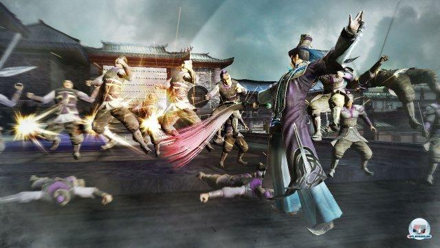 Screenshot - Dynasty Warriors 8 (PlayStation3) 92433522