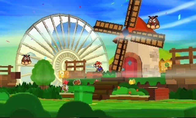 Screenshot - Paper Mario: Sticker Star (3DS) 2365247
