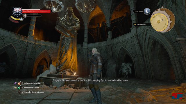 Screenshot - The Witcher 3: Wild Hunt - Blood and Wine (PlayStation4) 92526630
