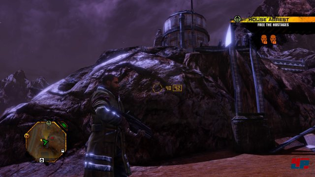 Screenshot - Red Faction: Guerrilla (PS4)