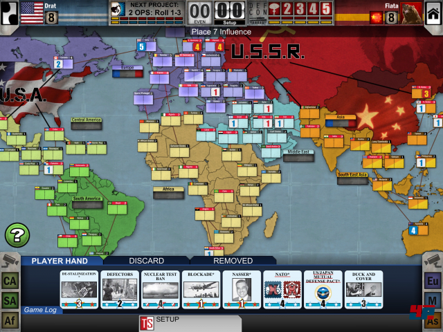 Screenshot - Twilight Struggle (iPad)