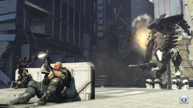 Screenshot - Binary Domain (PlayStation3) 2230907