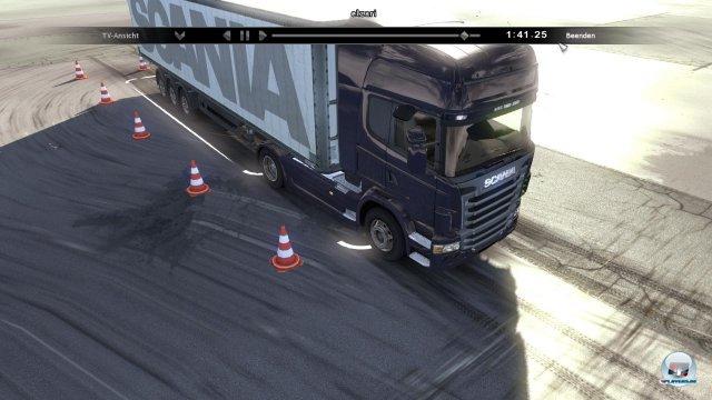 truck spiel