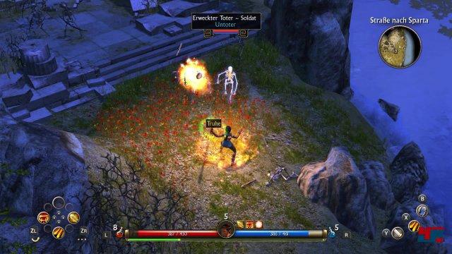 Screenshot - Titan Quest (Switch) 92570900