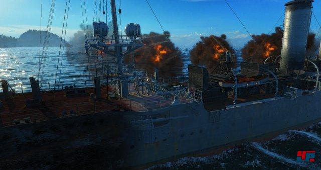 Screenshot - World of Warships (PC) 92515986