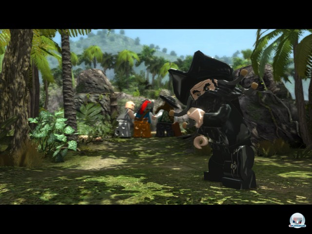 Screenshot - Lego Pirates of the Caribbean - Das Videospiel (360) 2221374
