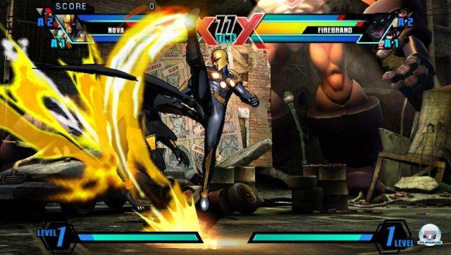 Screenshot - Ultimate Marvel vs. Capcom 3 (PS_Vita) 2292707