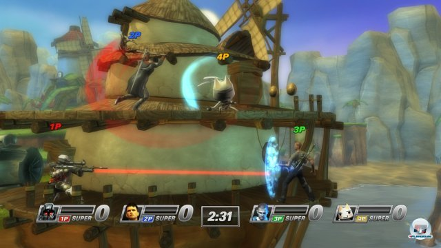 Screenshot - PlayStation All-Stars: Battle Royale (PlayStation3) 92425282