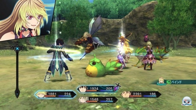 Screenshot - Tales of Xillia (PlayStation3) 2227263