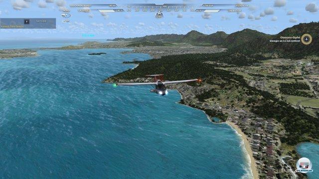 Hui, Hawaii: Microsoft Flight l�sst euch die Pazifikinseln aus der Luft erkunden.