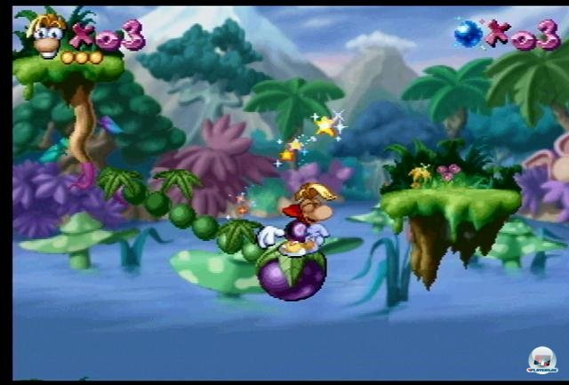Screenshot - Rayman (Klassiker) (PC) 92465267