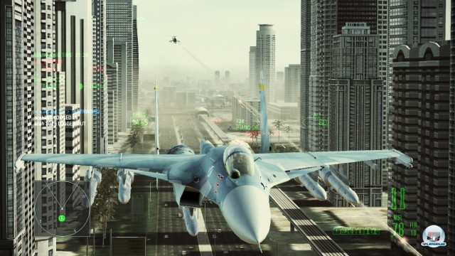 Screenshot - Ace Combat: Assault Horizon (360) 2249467