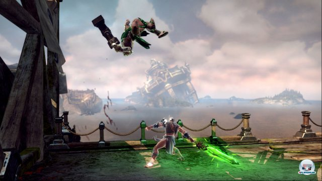 Screenshot - God of War: Ascension (PlayStation3)