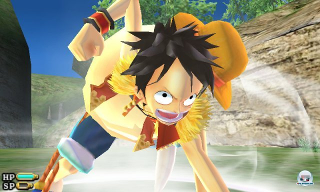 Screenshot - One Piece: Unlimited Cruise SP (3DS) 2259427