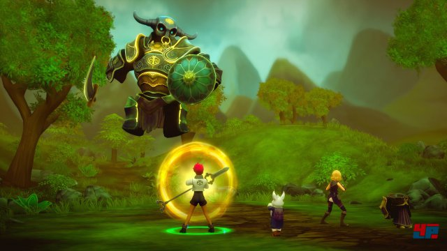 Screenshot - Earthlock: Festival of Magic (PC)