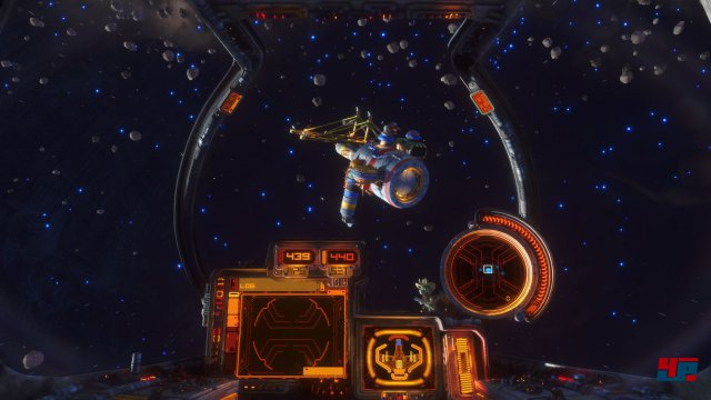 Screenshot - Rebel Galaxy Outlaw (PC) 92573153