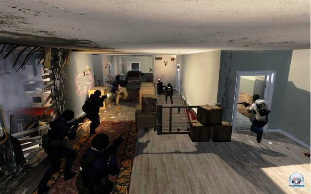 Screenshot - Payday: The Heist (PlayStation3) 2240214