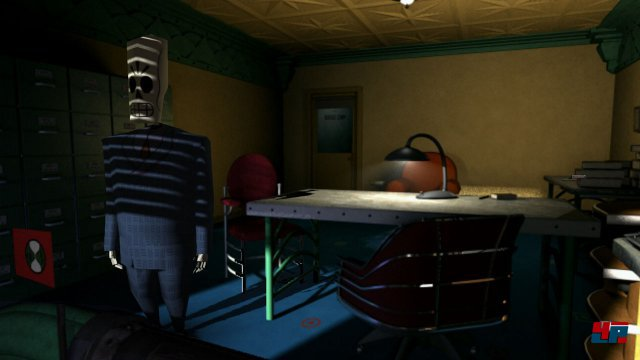 Screenshot - Grim Fandango (Mac)