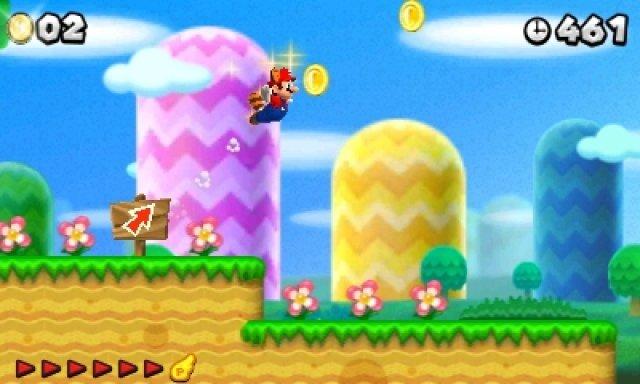 Screenshot - New Super Mario Bros. 2 (3DS) 2373612