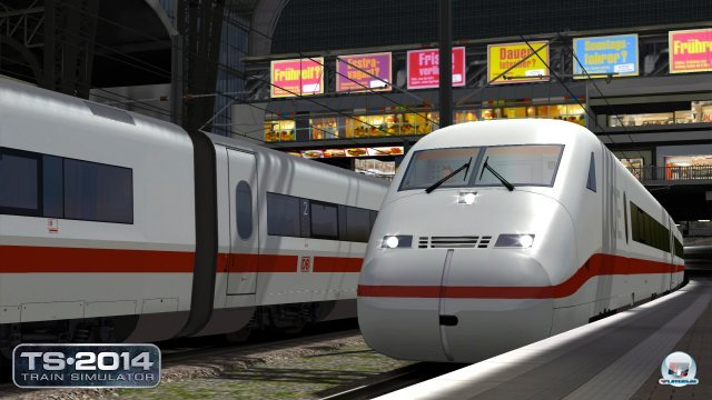 Screenshot -  Train Simulator 2014 (PC)