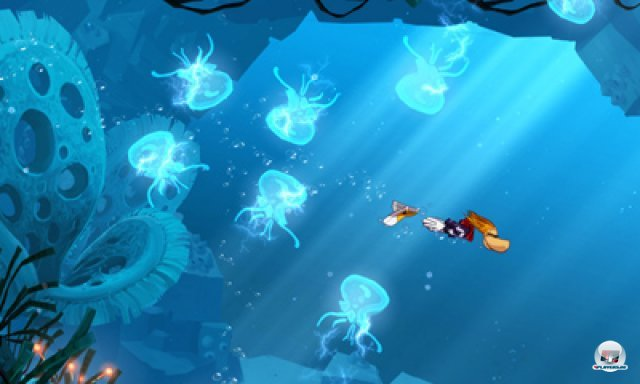 Screenshot - Rayman Origins (3DS) 2367032