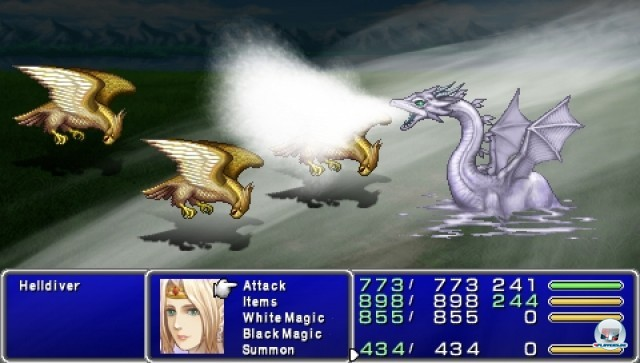 Screenshot - Final Fantasy IV: The Complete Collection (PSP) 2217842