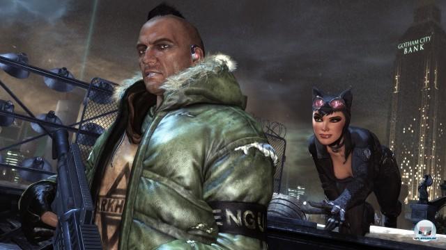 Screenshot - Batman: Arkham City (360) 2226604