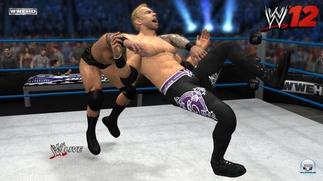 Screenshot - WWE '12 (PlayStation3)
