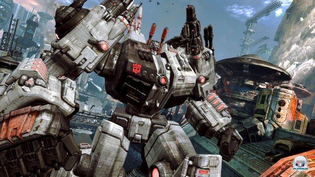 Screenshot - TransFormers: Untergang von Cybertron (360) 2364557