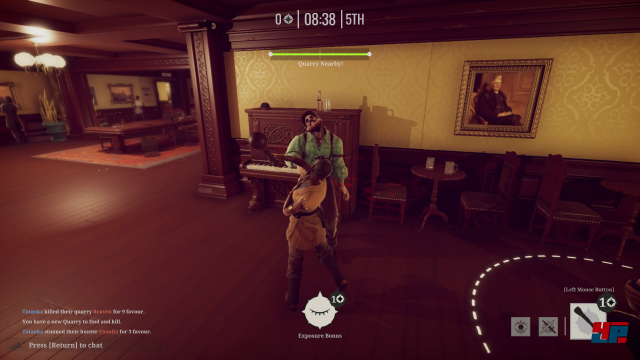 Screenshot - Murderous Pursuits (PC)