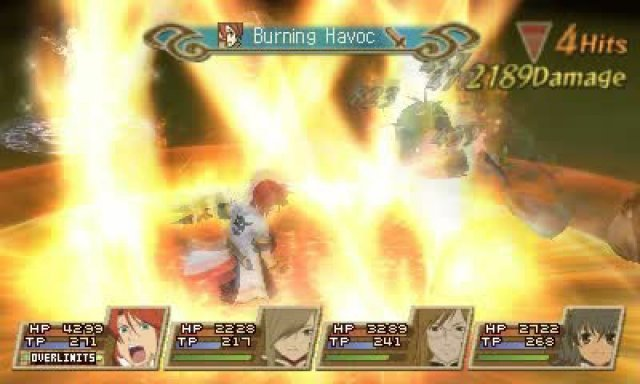 Screenshot - Tales of the Abyss (3DS) 2264117