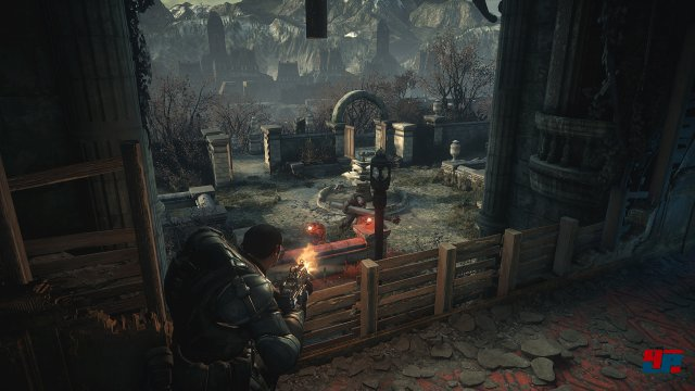 Screenshot - Gears of War (XboxOne) 92507132